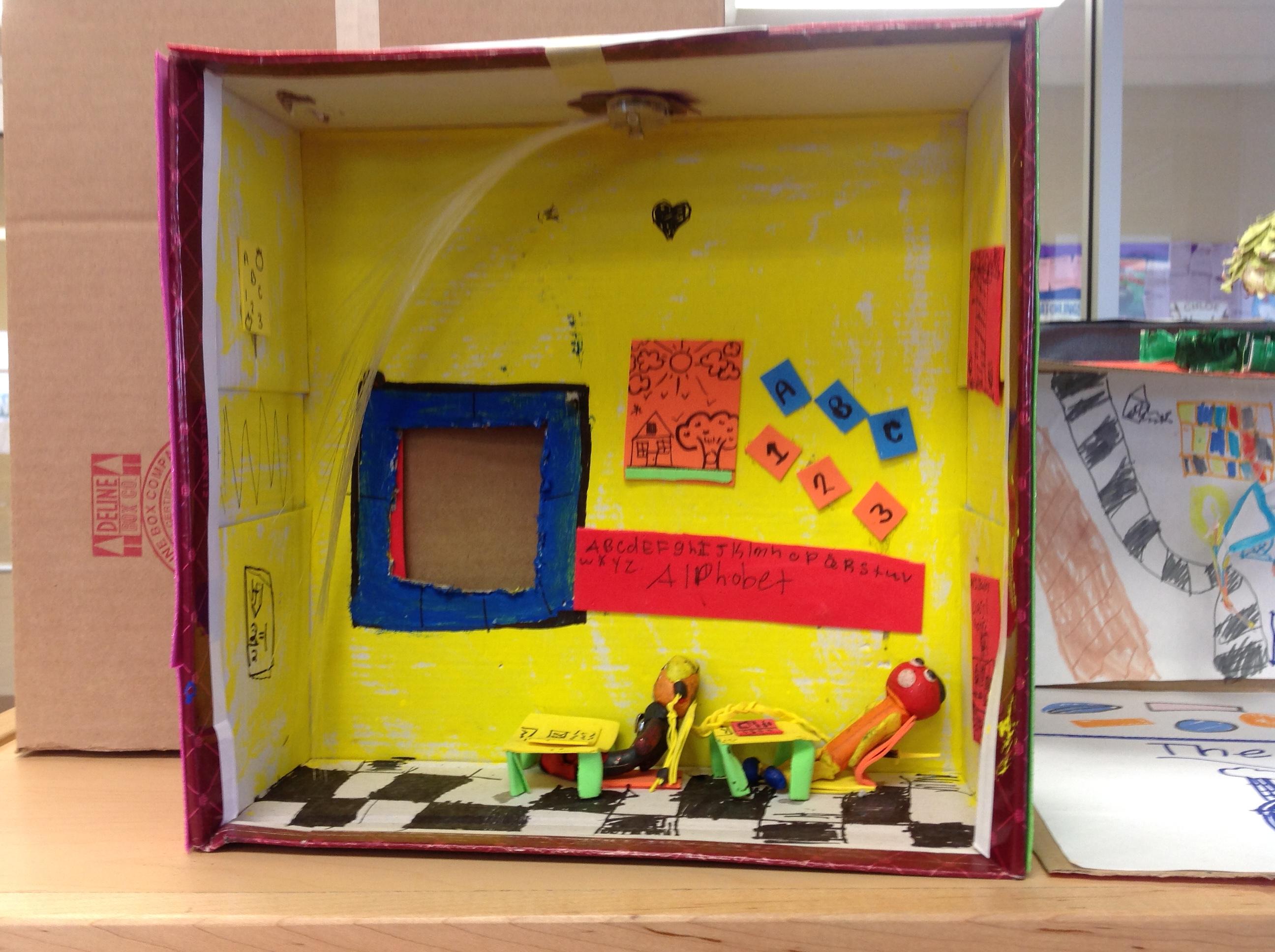 4th Grade Book Report Diorama Essay Academic Service