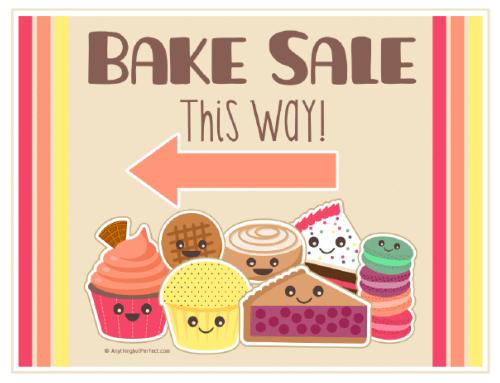 Car/Wash Bake Sale