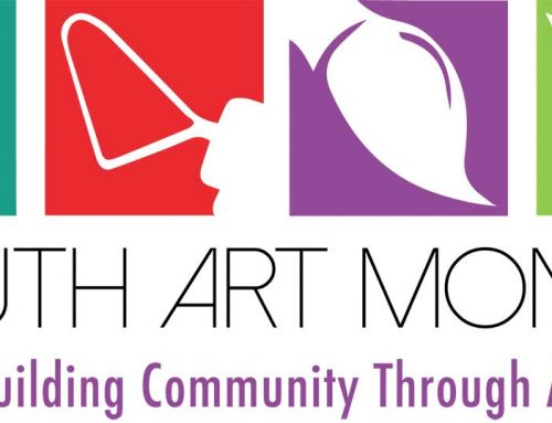 Youth Art Month Workshops